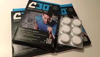 C30 Sport Hygiene Tabs