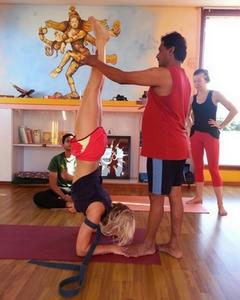 Pernille Caroline Lotus - Yoga-udfordring 2