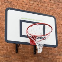 Wall Mounted Basketball Hoop | All Basketball Scores Info