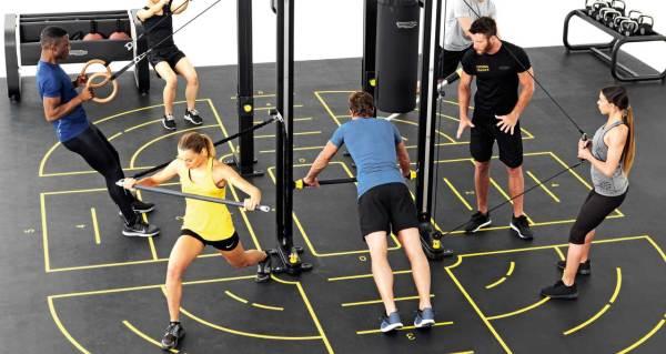 Crossgym und Functional Training