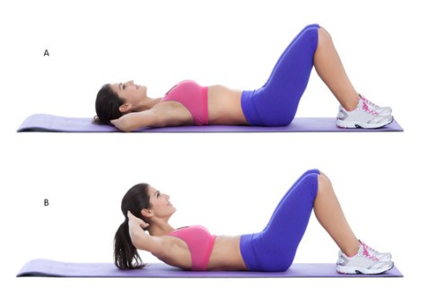 Image result for crunch abs
