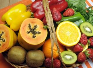alimenti ricchi di vitamina c