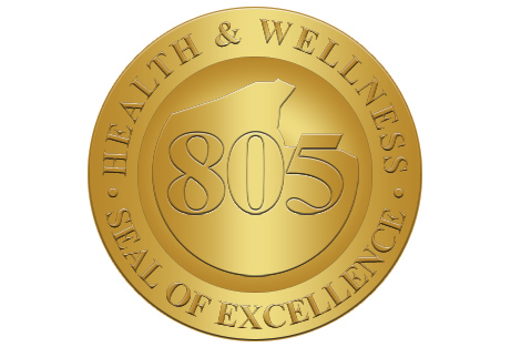 Fitness 805 Health and Wellness Seal of Excellence