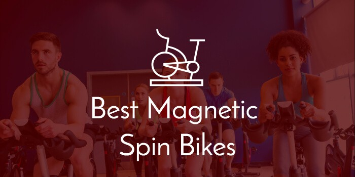 Magnetic Spin Bikes