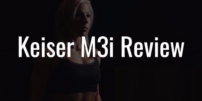 Keiser M3i review