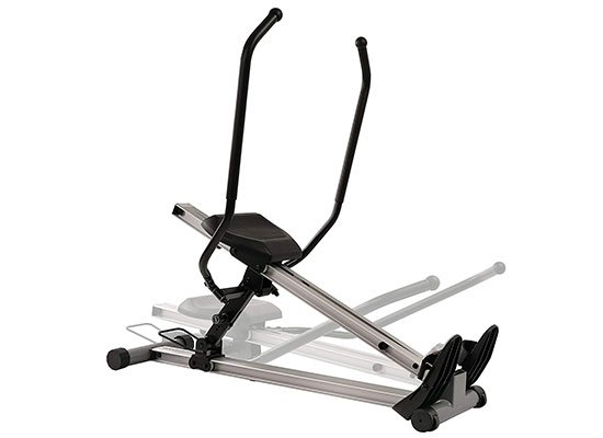 Incline Full Motion Rowing Machine by Sunny Health & Fitness