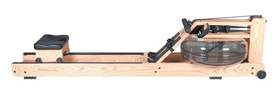 Natural Rowing Machine in Ash Wood by Water Rower