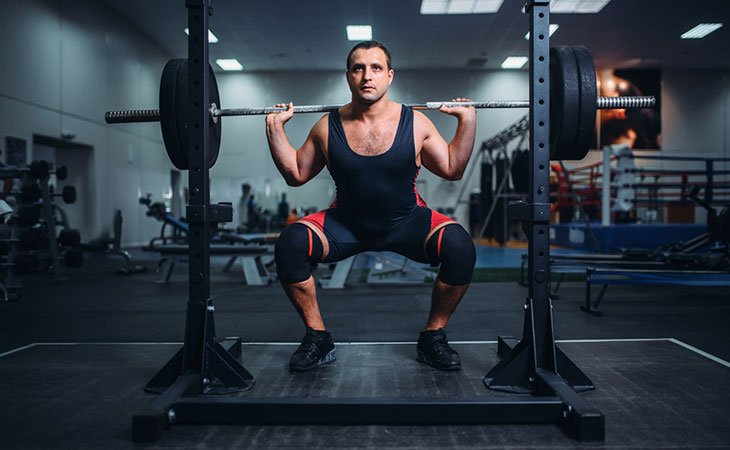 Different Kinds Of Squat Rack