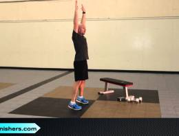 Total Body Extension or Full Body Extension