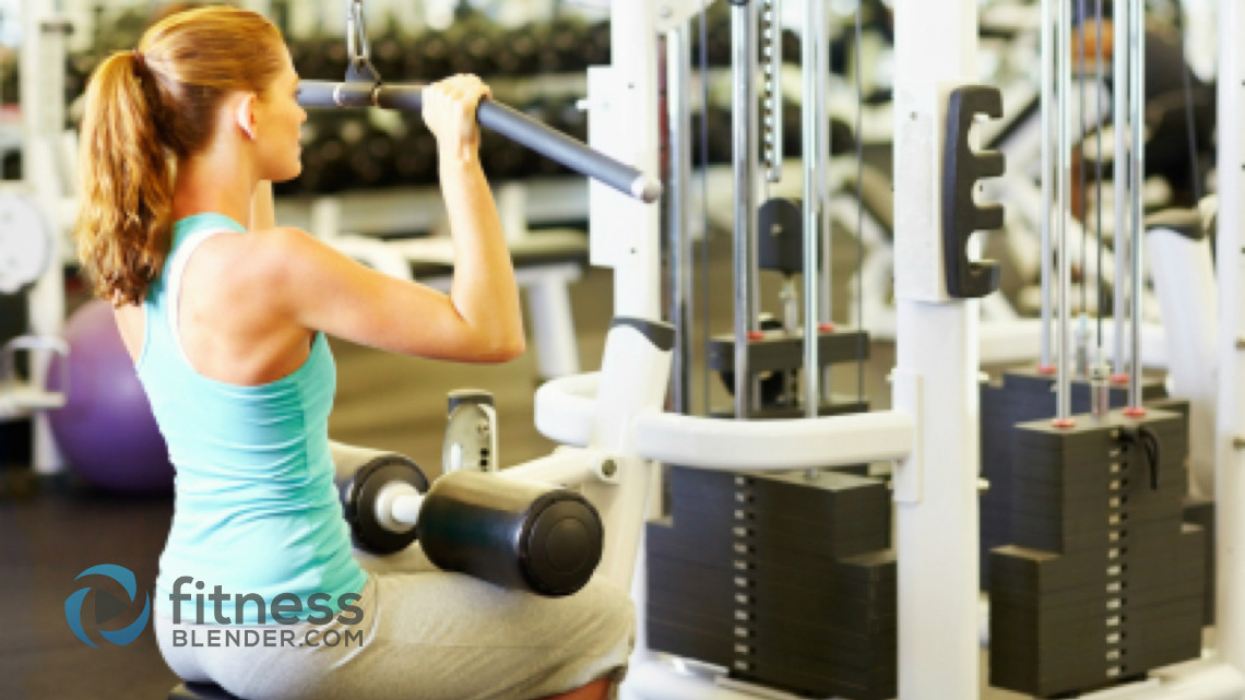 Weight Machine Workout Routines - Printable Gym Workout Plans ...
