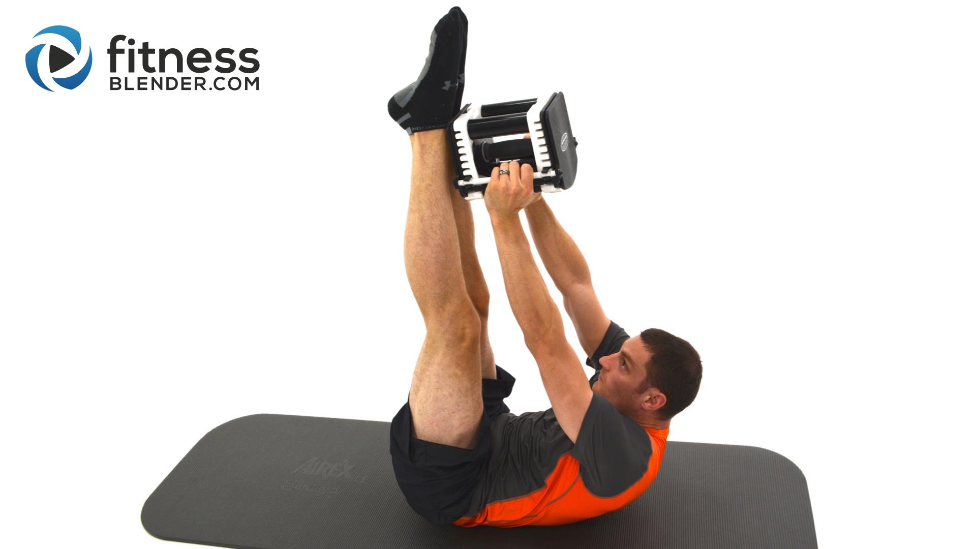 Advanced Abs Workout