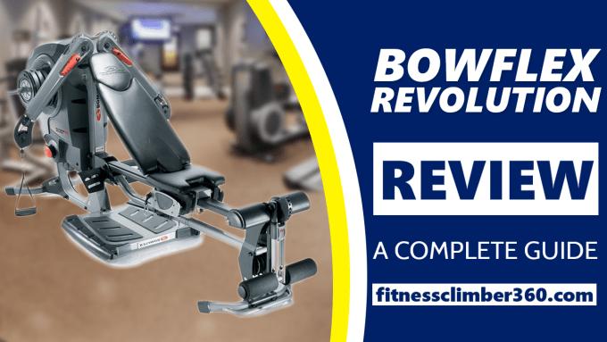 Bowflex Revolution Reviews