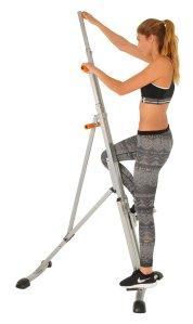 Conquer Vertical Climber Fitness Climbing Machine Review