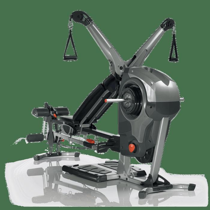 bowflex revolution assembly