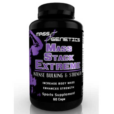Mass Stack Extreme (SARM) - 60 Caps   Fitness Depot