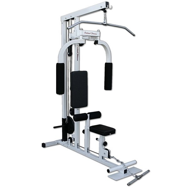 Lat Pull Down Machine With Pec Dec By Deltech Fitness