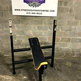 gym bench press chair spider barber benches squat racks fitness equipment empire king incline olympic racked