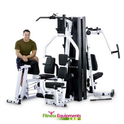 Body-Solid EXM3000LPS Light Commercial Gym