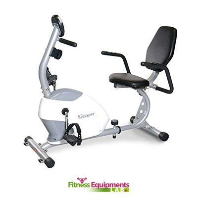 Velocity Exercise CHB-R2101 Magnetic Recumbent Bike