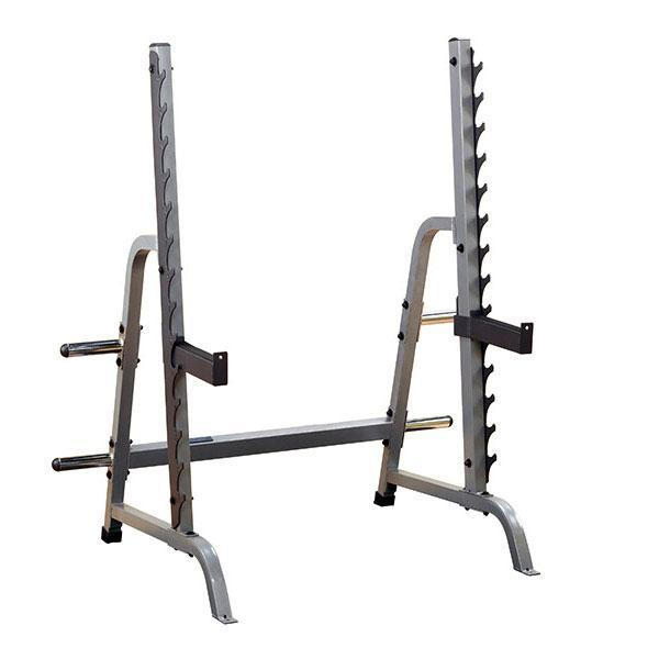Body-Solid Olympic Press Rack