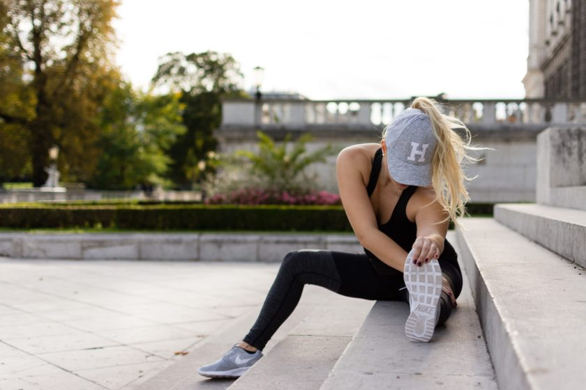 Fitness Fascination Week - Stretching