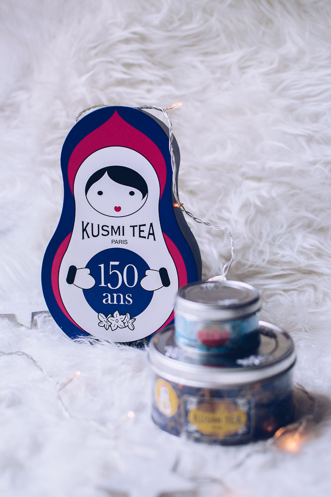 Kusmi Tea Matrjoschka