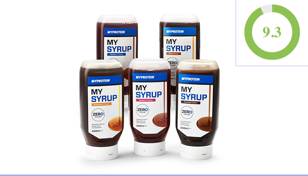 MyProtein MySyrup Review