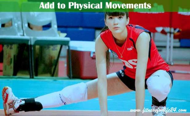 Add to Physical Movement