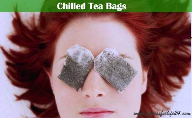 Chilled Tea Bags