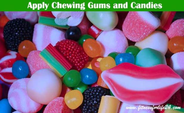 Chewing Gums and Candies