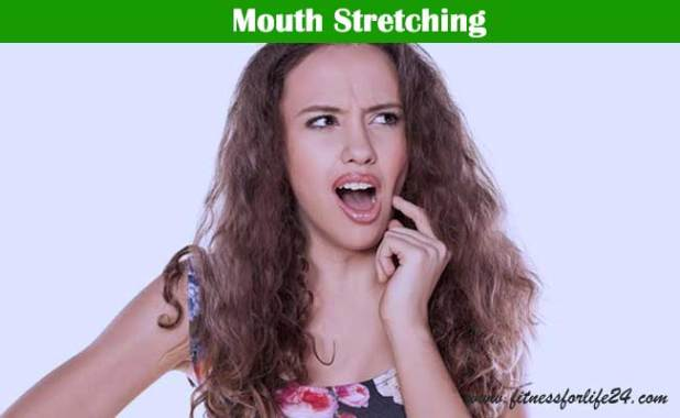 Mouth Stretching