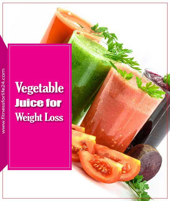 Vegetable Juice For Weight Loss