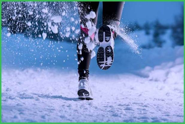 Outdoor Winter Workouts