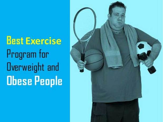 Exercise Program for Overweight and Obese People