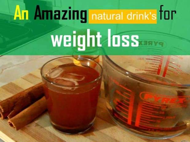 best natural drinks for weight loss