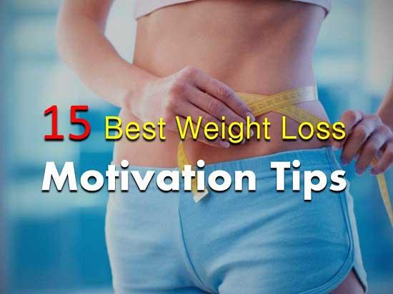 Weight Loss Motivational Tips
