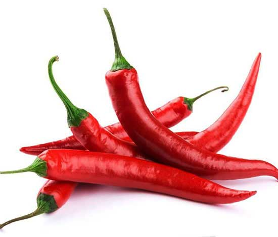 chili for slimming down