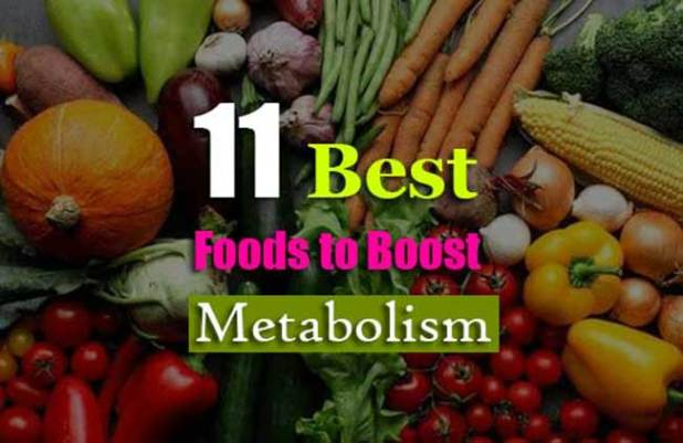 Best Foods to Boost Metabolism