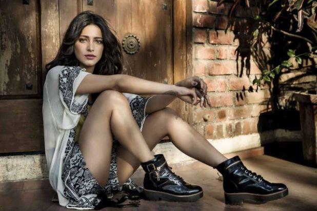 south indian actress Shruti Haasan