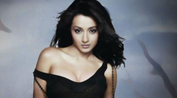 south indian actress Trisha Krishnan