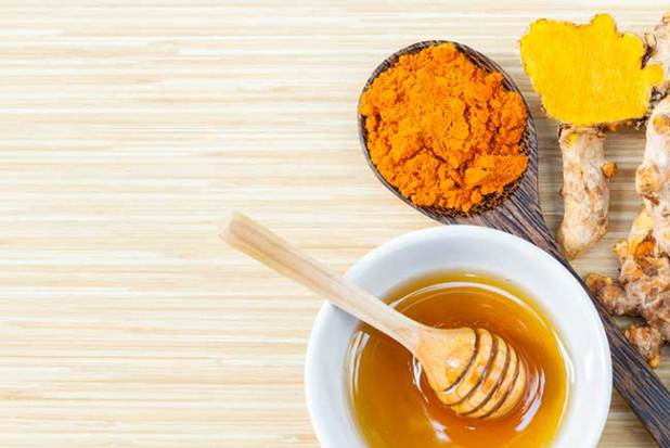 Turmeric and Honey organic Face Pack
