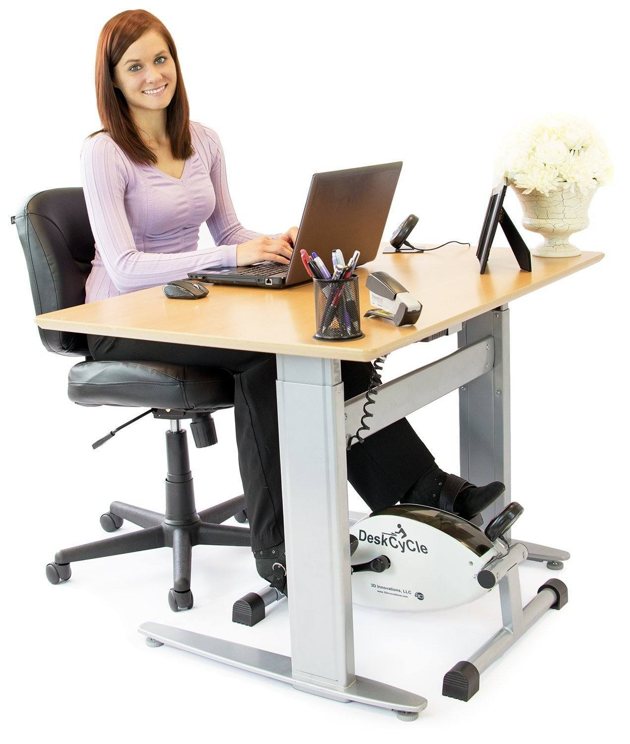 DeskCycle Desk Exercise Bike Stay Active At Work