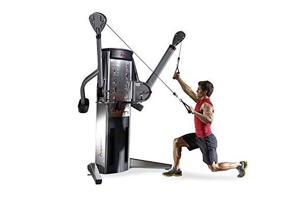 FreeMotion Dual Cable Cross Gym » Fitness Gizmos