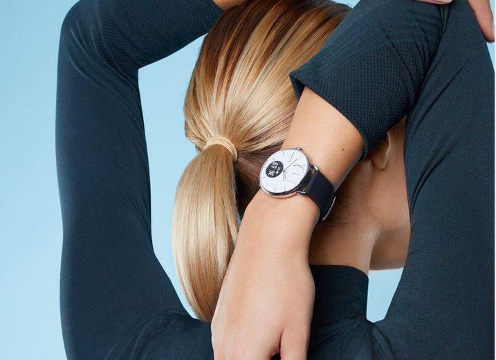 Scanwatch Hybrid Ecg Smartwatch 187 Fitness Gizmos