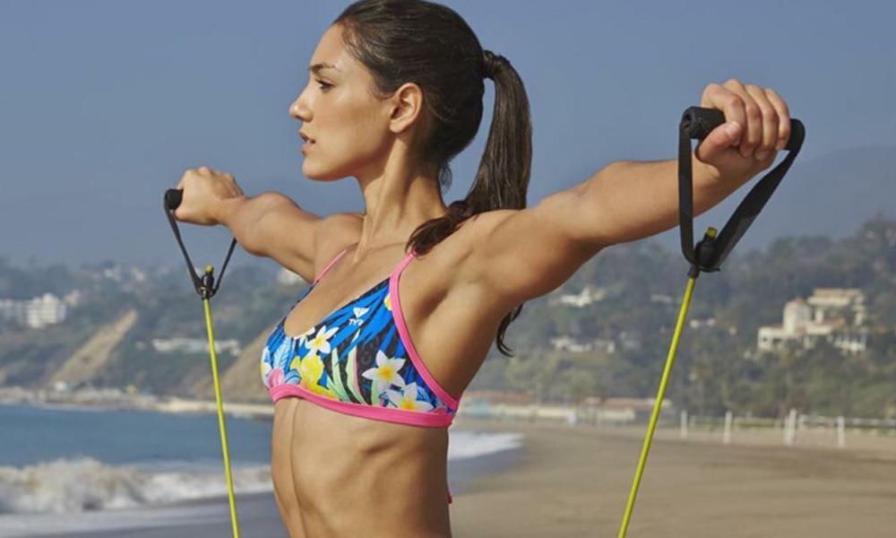 Beautiful Pole Vaulter Allison Stokkes New GoPro Video