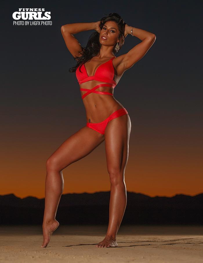 Sarah Harrison Lhgfx Fitness Gurls 06 Fitness Gurls Magazine