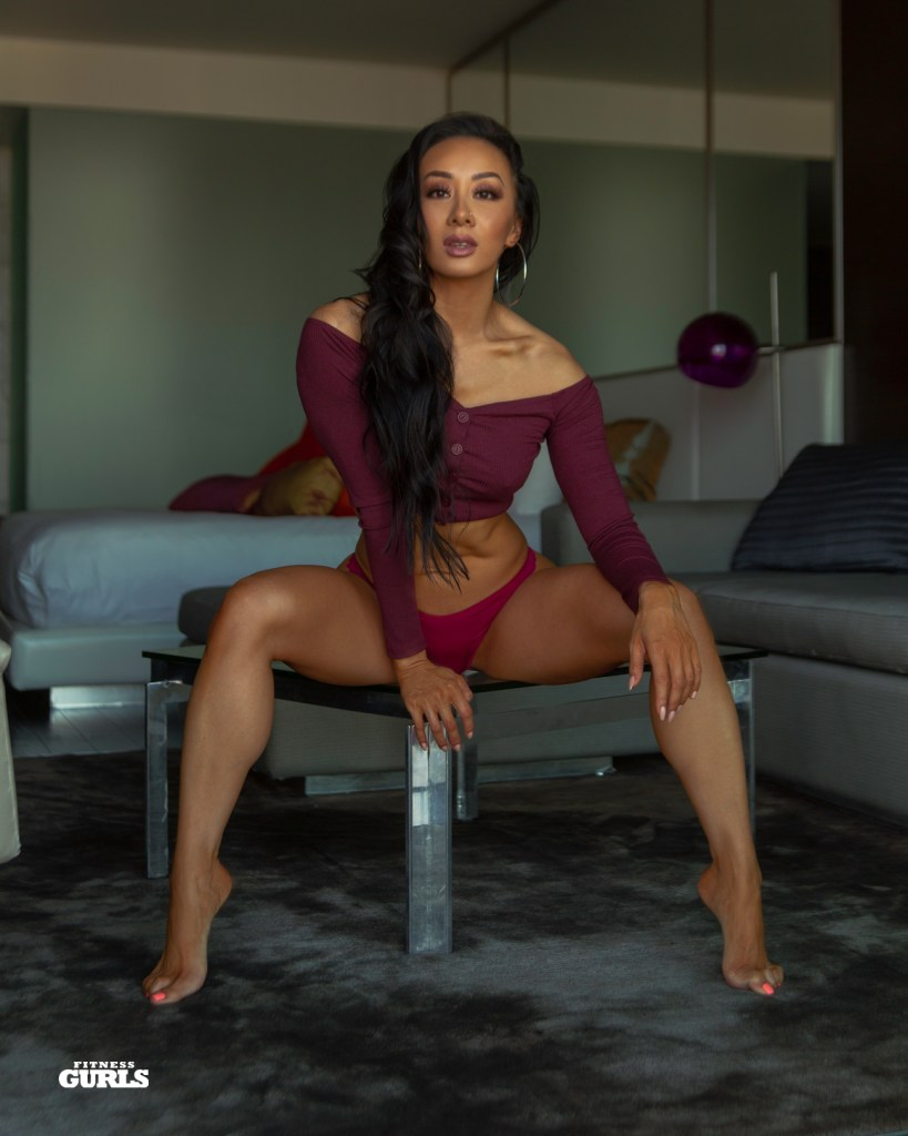 Karen Pang - Fitness Gurls