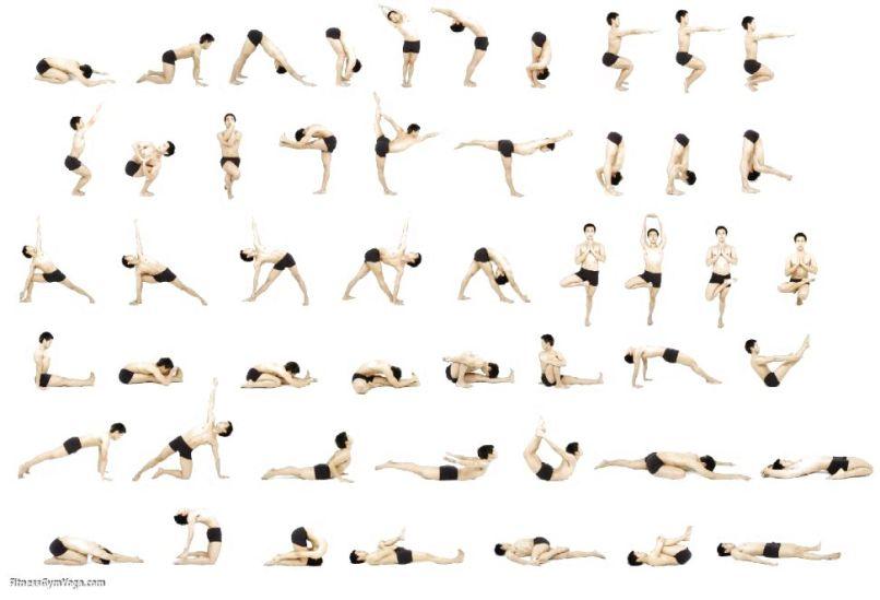 Basic Yoga Poses Pdf | Wajiyoga co