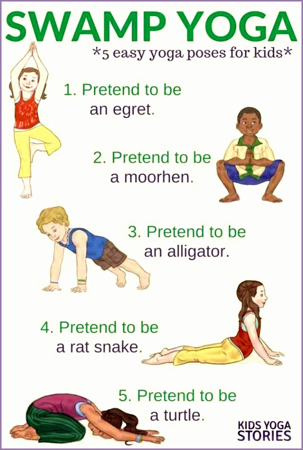 graphic regarding Printable Yoga Poses for Preschoolers named totally free printable yoga poses for children