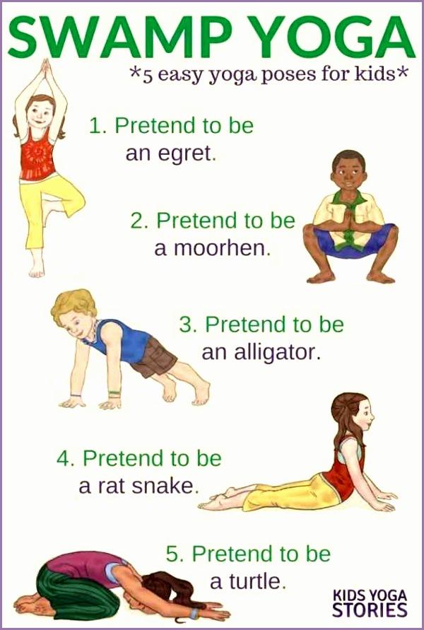 graphic regarding Yoga Poses for Kids Printable identify Totally free Printable Novice Yoga Poses